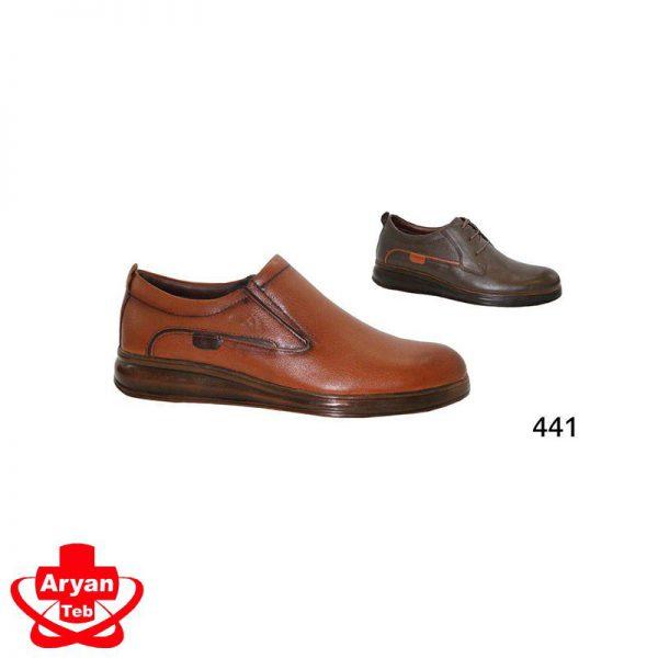 کفش طبی-تجهیزات بیمارستانی خرید کفش طبی مردانه
