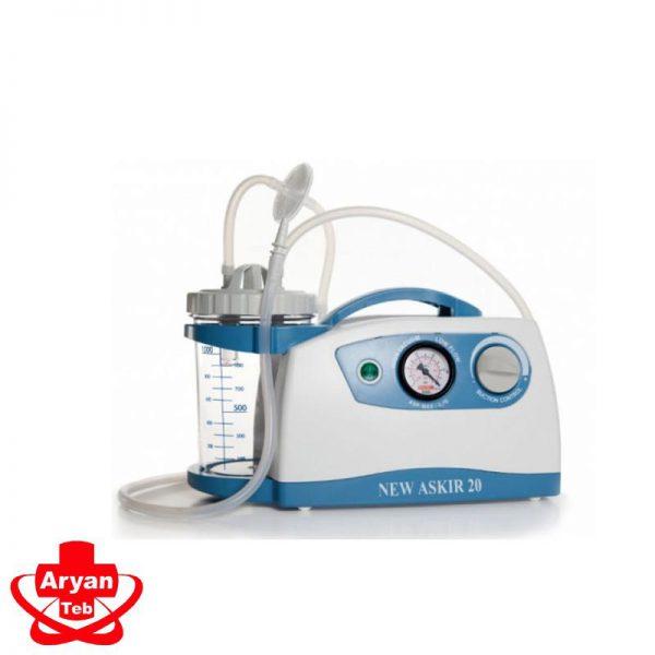 دستگاه ساکشن برقی - قیمت دستگاه ساکشن برقی - وسایل پزشکی