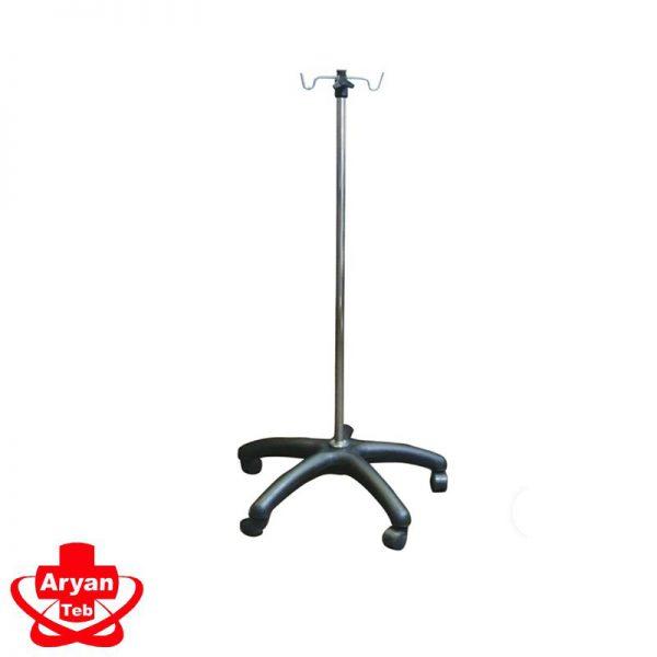 پایه سرم زمینی یا پرتابل را در فروشگاه اینترنتی تجهیزات پزشکی آرین طب با قیمت بسیار مناسب خریداری کنید. فروشگاه تجهیزات پزشکی آرین طب در کرج