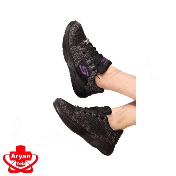 کفش طبی اسپرت دخترانه