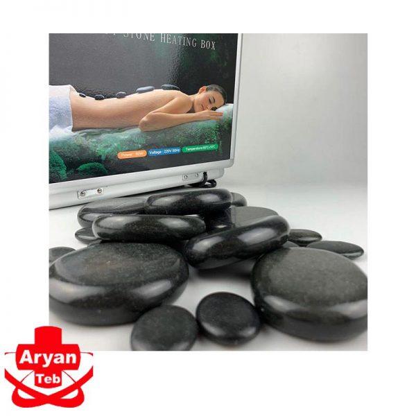 سنگ ماساژ حرارتی - خرید و قیمت سنگ ماساژ حرارتی- لوازم پزشکی - کالاهای زیبایی