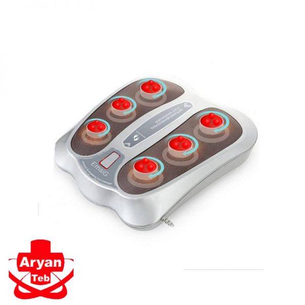 ماساژور برقی امسیگ مدل fw220- ماساژور پا برقی امسیگ - لوازم پزشکی- تجهیزات بیمارستانی